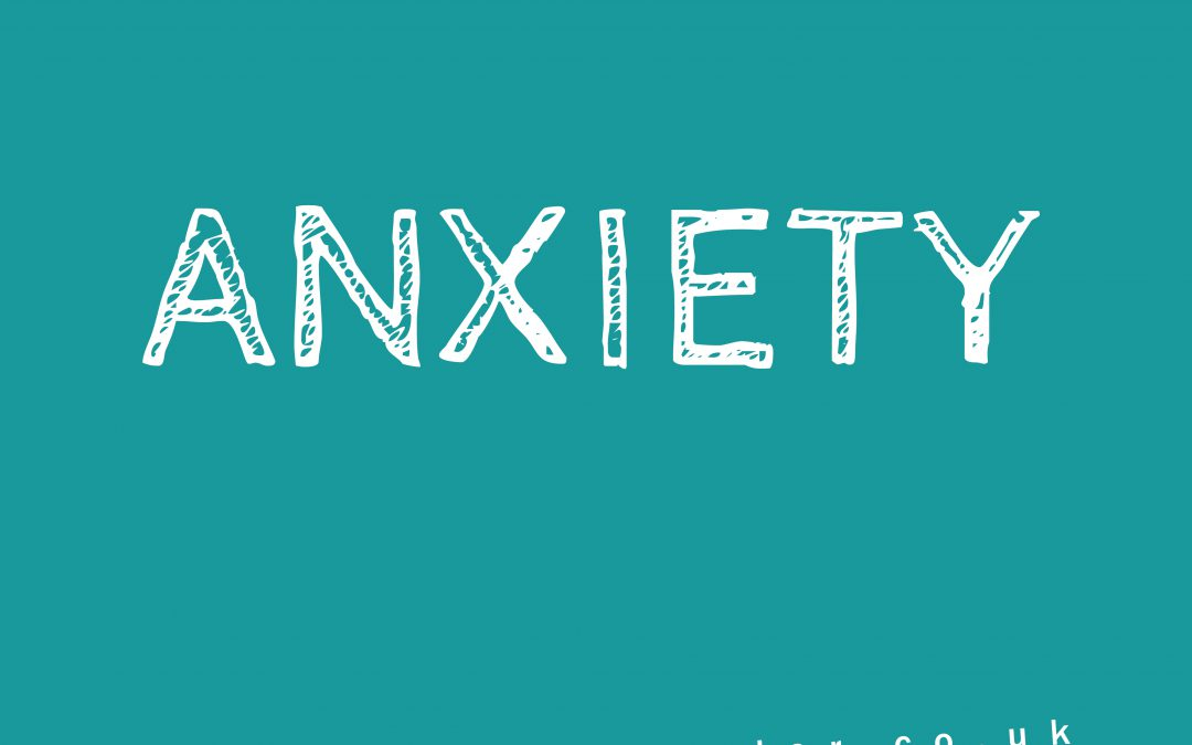 Anxiety from the outside