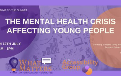The mental health crisis affecting young people in Wales