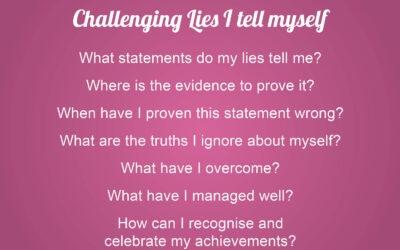 The lies of Self Talk